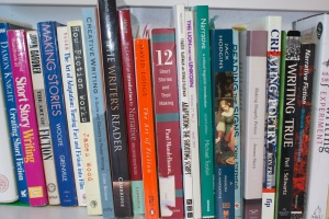 Gleebooks has a great collection of books about writing. Support Australian publishers and booksellers by buying locally. Did you know that the Australian supplier of e-books, Book.ish, you can nominate a bookshop from which to buy your e-book?