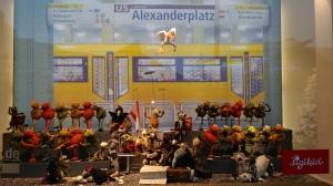 Alexanderplatz Galeria shopwindow