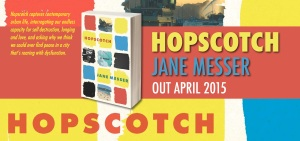 Hopscotch April banner