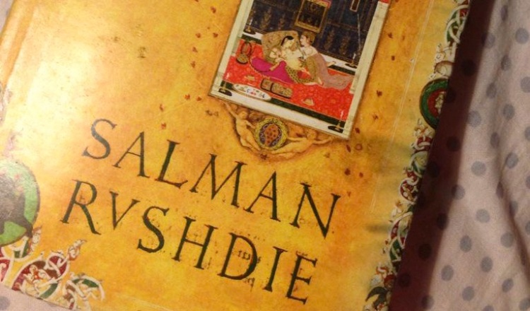 salman rushdie book cover